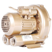 0.81kw Ring Side Channel Vacuum Pump For Drying And Dehumidification