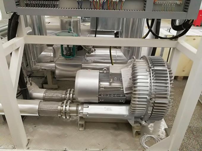 5.5kw 3 Phase Vacuum Pump Air Blower For Vacuum System