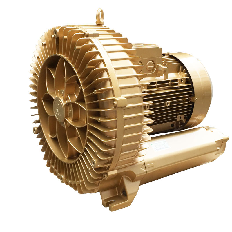 25hp High effeciency IE3 motor Air Blower for Central Vacuum