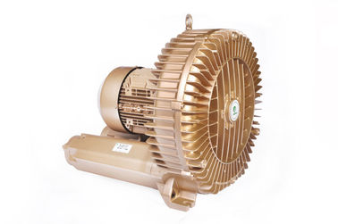 15.0kw 17.5 Kw Side Channel Single Stage Vacuum Pump Blower For Biogas Transfer