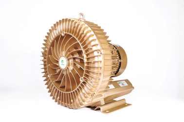 11kw Regenerative High Volume Fans Blowers For Milking Machine 3 Phase