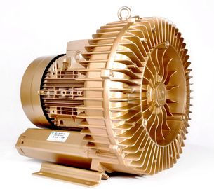 IE3  IP55 7.5kW PTC 3Phase Side Channel Blower for CNC Router