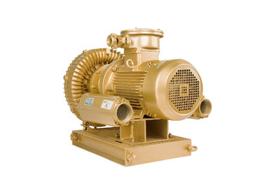 5.5 Kw Goorui Anti Explosion Single Stage Vacuum Pump Blower In Biogas Conveying